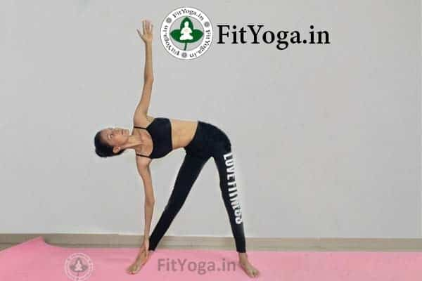 Benefits of Trikonasana