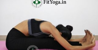Benefits of Paschimottanasana in Hindi